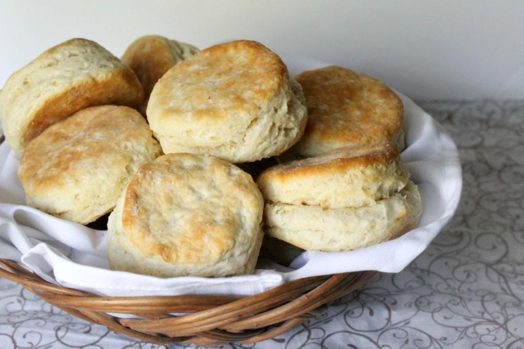 Homemade Freezer Biscuits