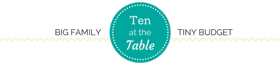 Ten at the Table