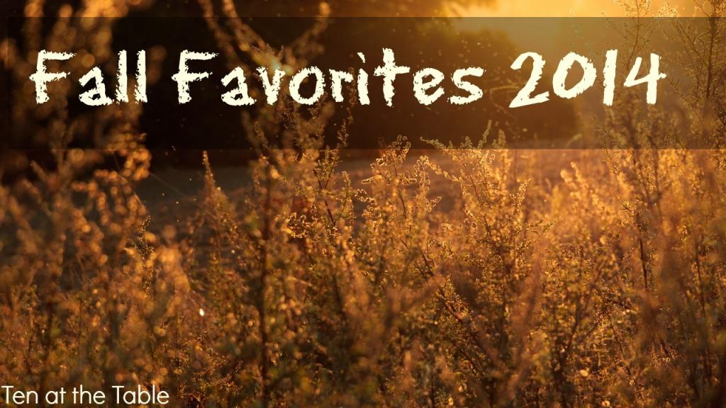 fsll favorites 2014