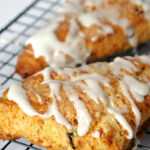 Cranberry Citrus Cream Scones