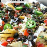 Homemade Nachos