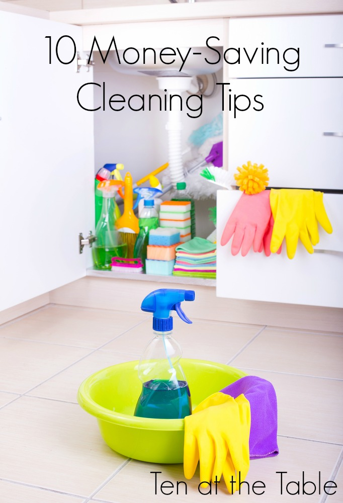 Cleantools Money Saving Cleaning Tips
