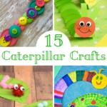 15 Caterpillar Crafts
