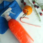 DIY Peppermint Orange All-Purpose Spray