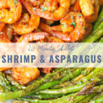 20-Minute Shrimp & Asparagus Skillet